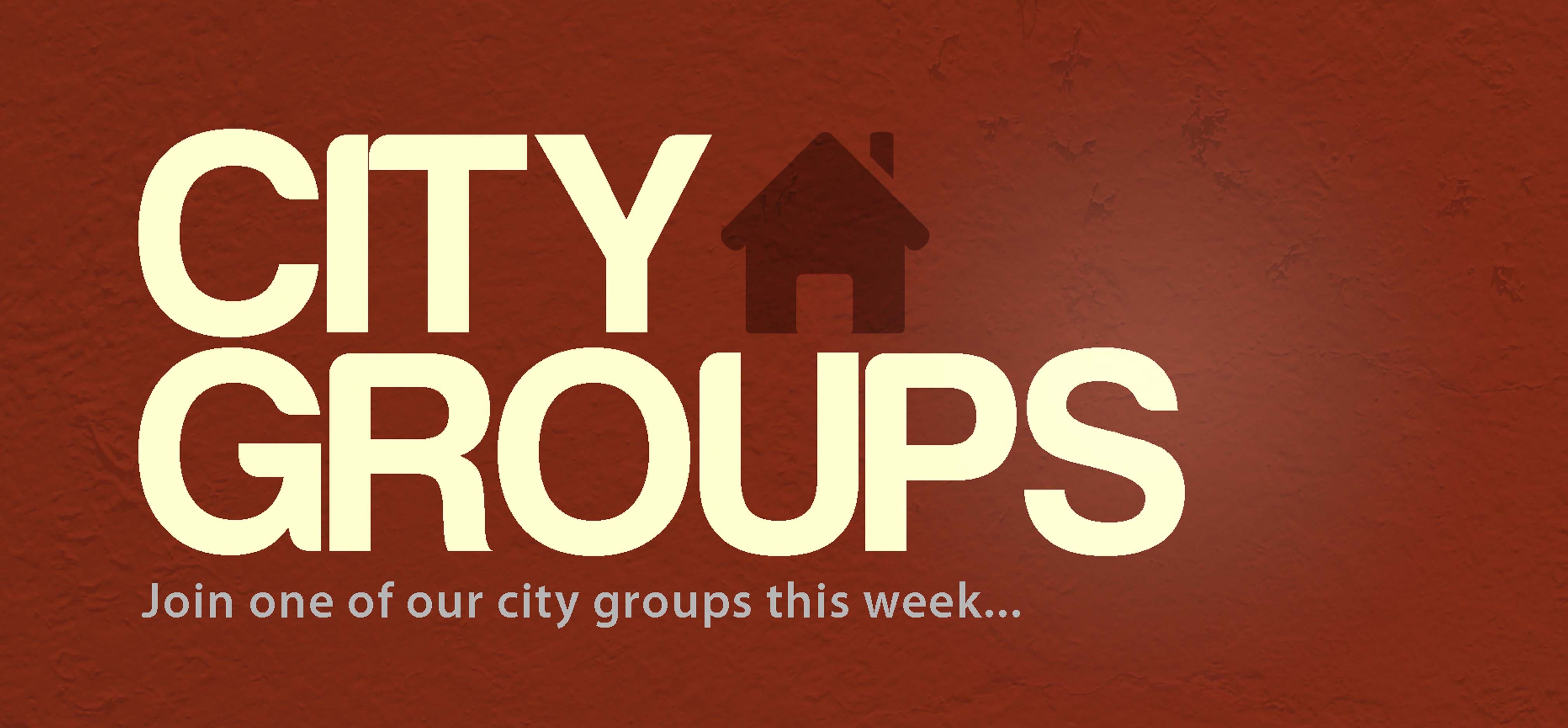 City Groups Button